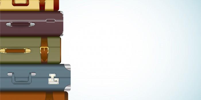 Dicas de como arrumar sua mala de viagem