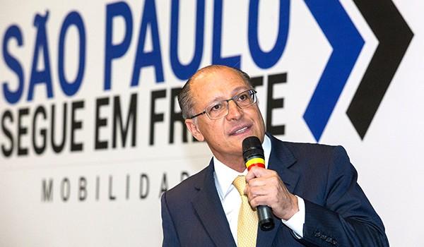 Governo de SP investirá R$ 13,4 bi em transportes